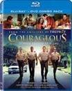 BLU-RAY MOVIE Blu-Ray COURAGEOUS
